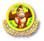 Donkey Kong Tennis Icon