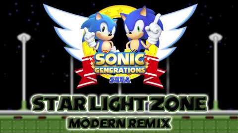 Star Light Modern - Sonic Generations Remix