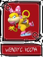 Wendy O. Koopa SSBR