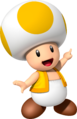 Yellow Toad Mario Party 9