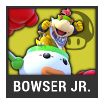 ACL -- Super Smash Bros. Switch character box - Bowser Jr.