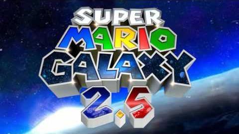 Bigger Beach Galaxy - Super Mario Galaxy 2.5