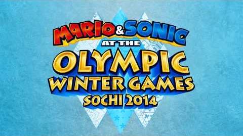 Diamond Dust Zone (Mario & Sonic at the Sochi 2014 Olympic Winter Games)