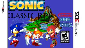 Sonic Classic RPG 2