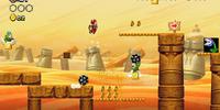 New Super Mario Bros. X/World 2-4