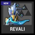 ACL -- Super Smash Bros. Switch assist box - Revali