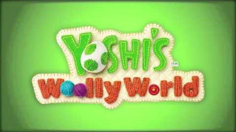 Spiky Stroll (Yoshi's Woolly World)