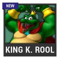 ACL -- Super Smash Bros. Switch character box - King K. Rool