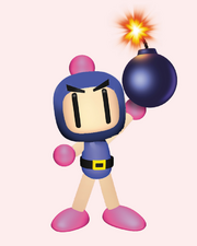 Blue Bomberman
