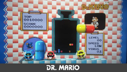 DRMARIOstage