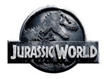 Jurassic World Logo 3000