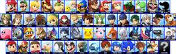Smash5 Roster