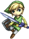 Toon Link the awesome person