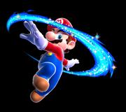180px-Mario Spin Art - Super Mario Galaxy