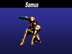 Samus Normal Robot