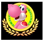 MTO- Yoshi Pink Icon