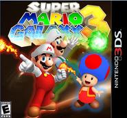 Super Mario Galaxy 3 Nintendo 3DS case