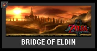 ACL -- Super Smash Bros. Switch stage box - Bridge of Eldin
