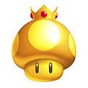 File:Golden Mushroom - Mario Kart 8 Wii U.png