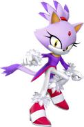 Sonic Legacy Blaze