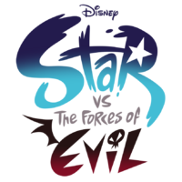 Star VS The Forces of Evil Logo