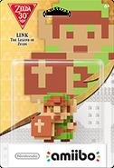 Amiibo - Zelda - Link The Legend of Zelda - Box