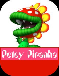 Petey Piranha MR
