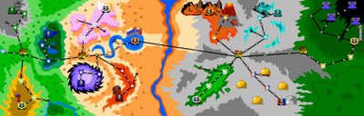 SHovel Knight 2 Map