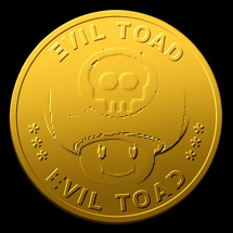 Evil Toad Coin
