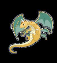 Mega Dracolosse