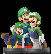 Luigi Amiibos January