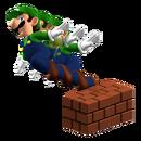 LuigiLeapingOffBlockSME
