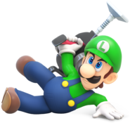 Luigi - RabbidsKingdomBattle