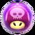 P&DSMBE OrbPurple-Poison Mushroom