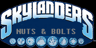 SkylanderS NUTS & BOLTS