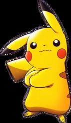 Pikachu render by hikarichan95-d4jr57z
