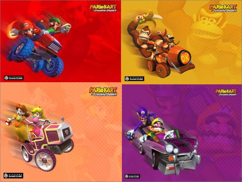 Mario Kart Triple Dash Fantendo Nintendo Fanon