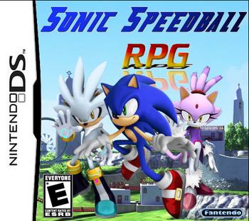 Sonic Speedball RPG DS