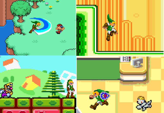 File:SSBB Link pictures.PNG