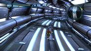 Sector Zero winding corridor HD