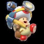 Captain Toad MKA Artwork