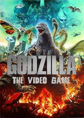 Godzilla - The Video Game