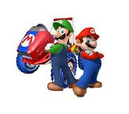 Mario & Luigi Double Dash!!! MKA