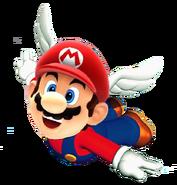 New Wing Mario