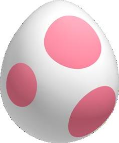 Pinkyoshiegg