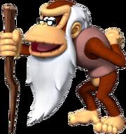 Cranky Kong, DK Jungle Climber