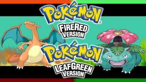 Pokemon Gym -Pokémon FireRed & LeafGreen ~ Arrangement-