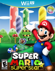 Super Mario Superstar cover 2