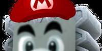 Thwomp Mario