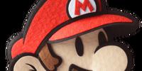Paper Mario: Delta Force
